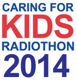 2014 Caring for Kids Radiothon