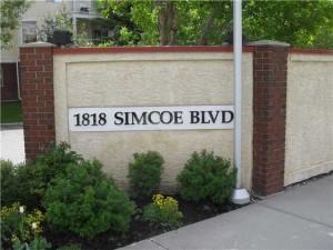 Simcoe Blvd