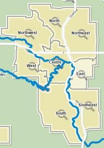 Calgary areas