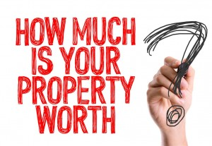 How much is your property worth - Small